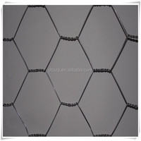 Electro Galvanized Hexagonal Wire Netting(factory)