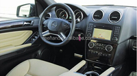 A8 Chipset 3G WiFi S100 Car Stereo For Be nz ML164 BE NZ GL X164 With GPS Radio Bluetooth iPod 1G CPU Free Map