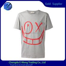 Wholesale organic cotton cheap men plain t shirts manufacturers