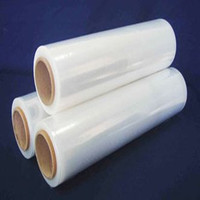 100% safe PE cling film for food wrap