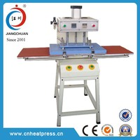 new pneumatic heat press machine;dual dye sublimation printing machine