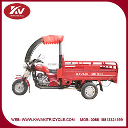 Wholesale 3 wheel air-cooled engine high loading 2015 motorcycles/tricycles with front glass whildshield