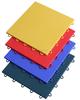 SUGE Indoor Interlocking Sports Flooring Tile, Indoor Sport Court Tile, PP Sport Flooring