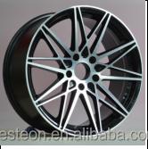 "18"" 19"" inch alloy wheels staggard fitment LIONHART LP520"