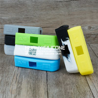 China suppliers wholesale high quality temp control ipv4 100watt silicone sleeve, ipv v4 100w box mod case