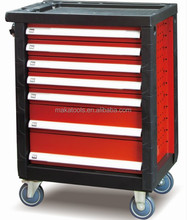 multi drawer stainless tool chest