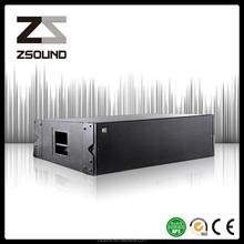 Hot sell neodymium powerful line array speaker