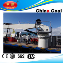 China coal group Pedestal crane(Marine crane,coal bulk unloader,Bucket wheel Bulk Unloader)