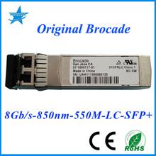 fiber optic network interface card 57-1000117-01 Brocade 8G-850nm-500M SFP+ SFP PLUS FIBER MODULE Made in China
