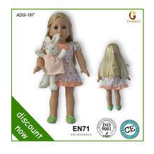 18 inch vinyl dolls, american girl vinyl dolls, Vinyl dolls for children