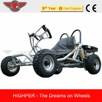2013 196CC 6.5HP Gas Powered RACING GO KART FOR SELL (GK160B-A) with CE