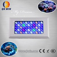 Dimmable 165W Led Aquarium Light for Salt Water Fish and Coral Marine acuario Lighting
