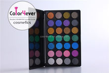 2015 new hot selling shimmer & matte mineral eyeshadow for eys use latest products in market