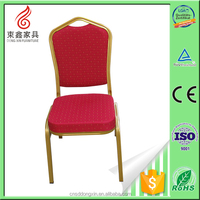 Durable quality price stretch steel banquet chair