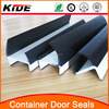 epdm pvc shipping container rubber door seal gasket