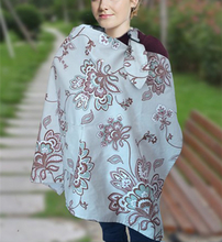 2015 New Product Wholesale 100% Cotton Baby Breast Feeding Nursing Cover