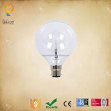 2015 Popular China Customised G95 Efficient Halogen Energy Saving Light Bulbs