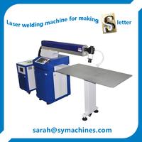 Hot sale channel letter laser welding machine