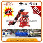 Qtj4-35b máquina para fazer blocos com ce sgs iso