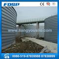 Competente diseño de aguas residuales silo para el medio ambiente tratamiento