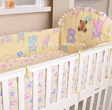 100% Polyester baby doll cribs and beds fabric for children
