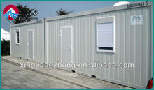 flat packed container house,prefab container office