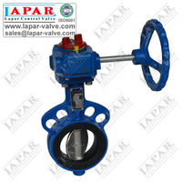 Nibco style Cast Iron Butterfly Valves