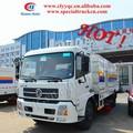 Dongfeng de alta calidad! 4x2 barredera vihicle, unidad de barrendero de calles, piso sweepe tipo de máquina de barrendero de calles para la venta caliente