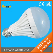 10W E27 A70*H177mm 2835SMD Plastic+Aluminum CE/RoHS Dimmable LED Bulb lighting