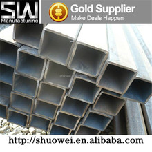 China Supplier Steel Square Tube Material Specifications