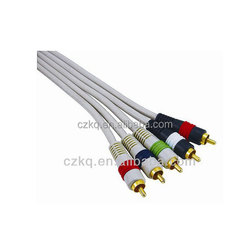 Manufacturers of high-quality ypbpr to rca converter multiple rca connector din cables to rca