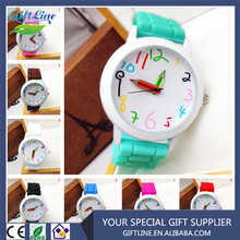 GIFTLINE Lovely Pencil Face Lover Watches