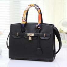 2014 Fashion Exported China Wholesale Handbag Leather Handbag For Women