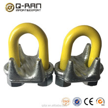 US Type Steel Wire Rope Clip--Have Been Exported To America
