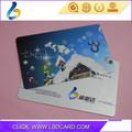 Cr80 PVC tarjeta láser para los negocios tarjeta nfc rfid