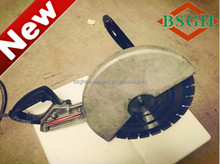 Super popular Model BS-125E electric concrete circular saw for stone diamond granite marble cutting