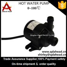 2015 batería de la venta caliente alta presión de la bomba de chorro de agua