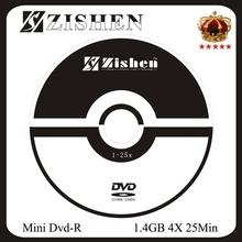 Mini disco DVD-R