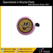 Color Cheap Wholesale bicycle bell with logo
