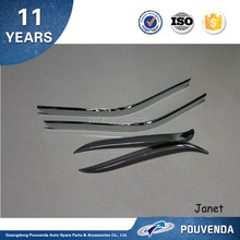 Car Crash Barriers Trim For hyundai Santa Fe IX45 2013 Car Accessories From Pouvenda