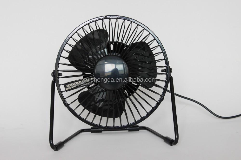 how to make led fan clock