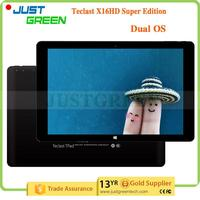 Wholesale On Alibaba Teclast X16 Pro Dual OS Intel Cherry Trail T4 Z8500 4GB 64GB teclast tablet with great price