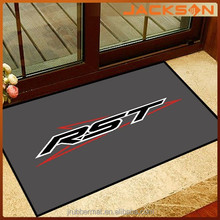 Outdoor rubber flooring mat