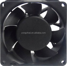 80x80x38mm -2 series DC COOLING FAN Got UL/CE/ROHS