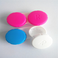 cheap contact lens dual cases