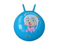 plastic hoppers toys pvc child Jump ball