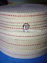 Plana mecha de algodón
