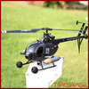 FX070C 4CH 2.4GHz Flybarless Single Blade RC Helicopter build in 6-Axis Gyro toys for children