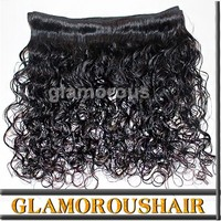 Factory Wholesale Virgin Human Hair Remy 7a Malaysian Wet And Wavy Hair Weave