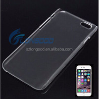 Cheapest transparent clear hard case /Transparent Crystal Hard Case for iPhone